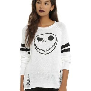 Disney Nightmare Before Christmas Sweater